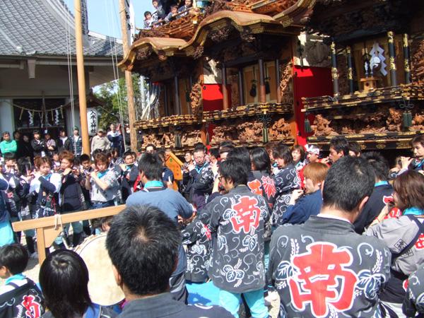 半田 乙川 八幡神社