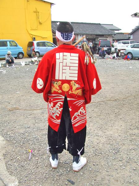 浅井山のヒーロー裏