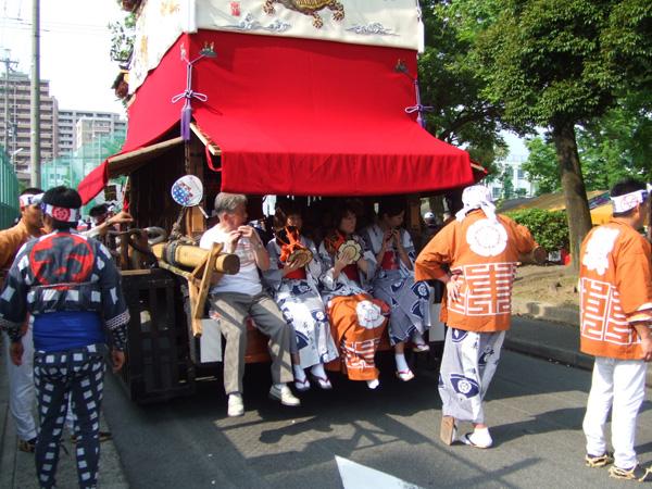 天王祭 出来町 東区 名古屋市_3