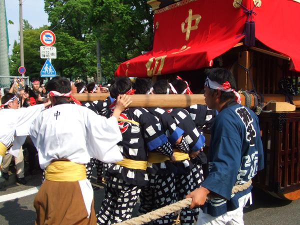 天王祭 出来町 東区 名古屋市_11