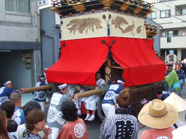 天王祭 出来町 東区 名古屋市_18