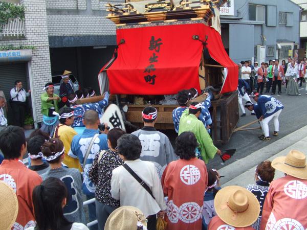 天王祭 出来町 東区 名古屋市_19