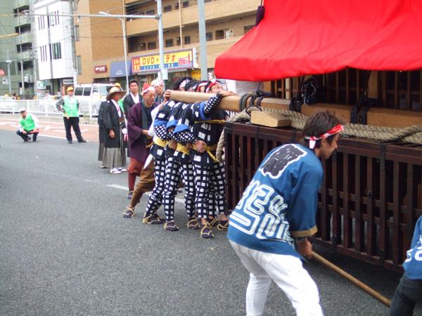 天王祭 出来町 東区 名古屋市_14