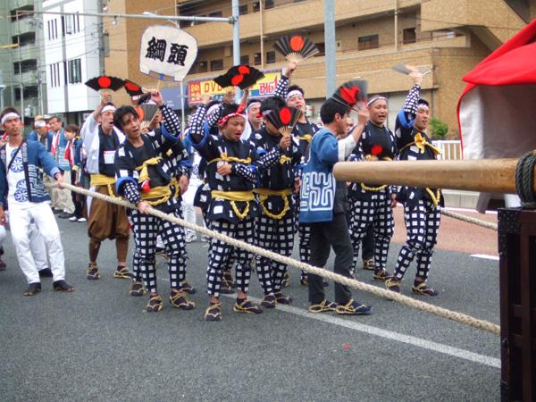 天王祭 出来町 東区 名古屋市_24