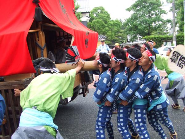天王祭 出来町 東区 名古屋市_25