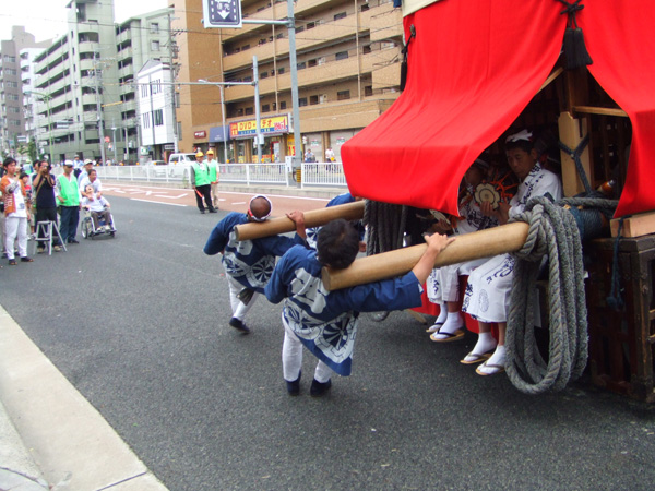 天王祭 出来町 東区 名古屋市_26