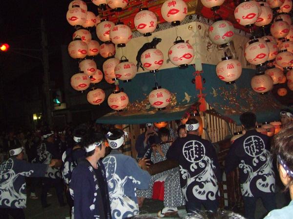 天王祭 出来町 東区 名古屋市_13