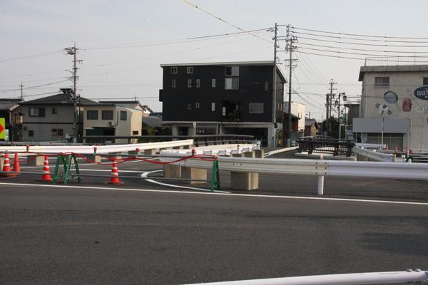 ここが昔、3区の引き別れセレモニーを行っていた神戸橋です。