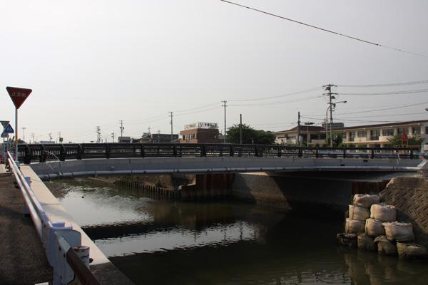 この橋だけではなく、この近辺は大きく変わります。