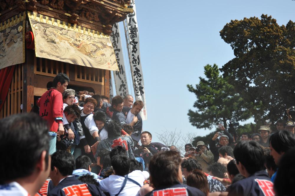 浅井山の坂上げ02
