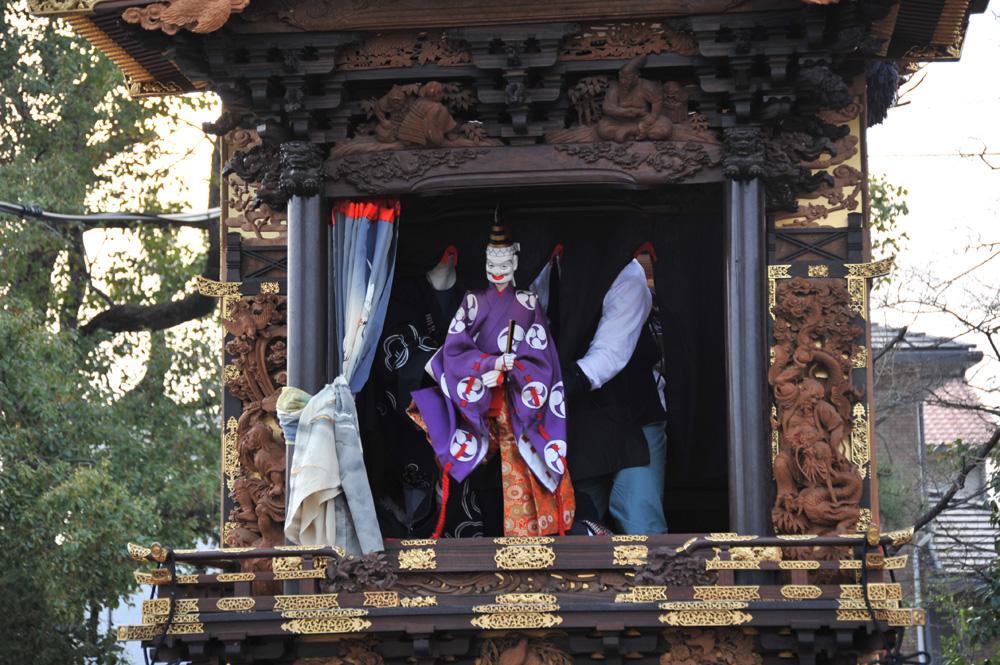 若宮八幡でも三番叟が奉納されます。